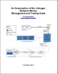 An Examination of the Linkages Between Money Management and Trading Goals